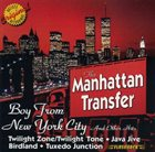 THE MANHATTAN TRANSFER Boy From New York City and Other Hits album cover