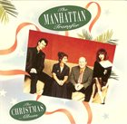 THE MANHATTAN TRANSFER The Christmas Album album cover