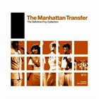 THE MANHATTAN TRANSFER The Definitive Pop Collection album cover