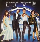 THE MANHATTAN TRANSFER Live album cover