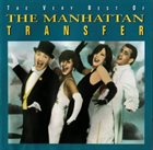 THE MANHATTAN TRANSFER The Very Best of The Manhattan Transfer album cover