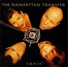 THE MANHATTAN TRANSFER Tonin' album cover