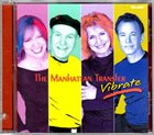 THE MANHATTAN TRANSFER Vibrate album cover