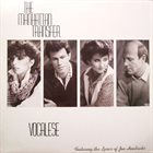 THE MANHATTAN TRANSFER Vocalese album cover