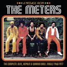 THE METERS A Message From The Meters (The Complete Josie, Reprise & Warner Bros. Singles 1968-1977) album cover