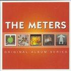 THE METERS Original Album Series album cover