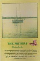 THE METERS Waterhole album cover