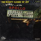 THE MIGHTY CLOUDS OF JOY Live!...At The Apollo album cover