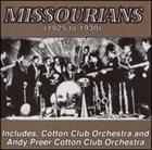 THE MISSOURIANS 1925-1927 album cover