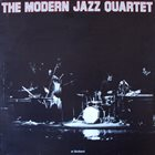 THE MODERN JAZZ QUARTET At Birdland album cover