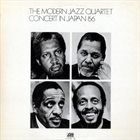 THE MODERN JAZZ QUARTET Concert In Japan '66 album cover