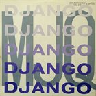 THE MODERN JAZZ QUARTET Django Album Cover
