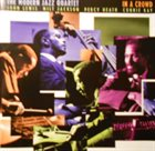 THE MODERN JAZZ QUARTET In a Crowd album cover