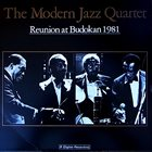 THE MODERN JAZZ QUARTET Reunion at Budokan album cover
