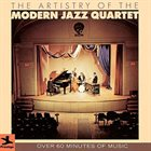 THE MODERN JAZZ QUARTET The Artistry Of The Modern Jazz Quartet album cover