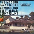 THE MODERN JAZZ QUARTET The Modern Jazz Quartet At Music Inn Volume 2 (Guest Artist: Sonny Rollins) (aka Midsummer) album cover