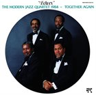 THE MODERN JAZZ QUARTET Together Again : Echoes album cover