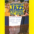 THE NEWPORT JAZZ FESTIVAL ALL-STARS / GEORGE WEIN & THE NEWPORT ALL-STARS Newport Jazz Festival All Stars album cover