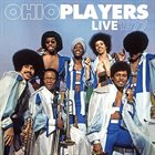 OHIO PLAYERS Live 1977 album cover