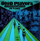 OHIO PLAYERS Observations In Time  (aka Ohio Players aka Cold Cold World) album cover