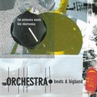 THE ORCHESTRA Beats & Bigband album cover