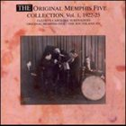 THE ORIGINAL MEMPHIS FIVE Collection, Vol. 1, 1922-23 album cover
