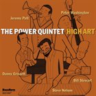 THE POWER QUINTET High Art album cover