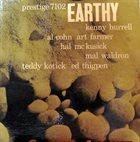 THE PRESTIGE ALL STARS Earthy album cover