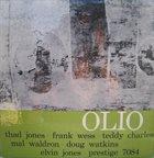 THE PRESTIGE ALL STARS Thad Jones - Frank Wess - Teddy Charles - Mal Waldron - Doug Watkins - Elvin Jones  : Olio album cover
