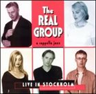 THE REAL GROUP Live in Stockholm album cover