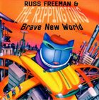 THE RIPPINGTONS Brave New World album cover