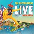 THE RIPPINGTONS Live Across America album cover