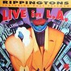 THE RIPPINGTONS Live in LA album cover