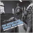 THE SENSATIONAL BARNES BROTHERS Nobody's Fault But My Own album cover