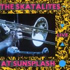 THE SKATALITES At Sunsplash album cover
