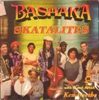 THE SKATALITES Bashaka album cover