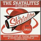 THE SKATALITES In Orbit Vol. 1 album cover
