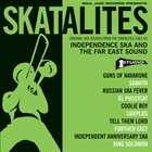 THE SKATALITES Independence Ska and the Far East Sound: Original Ska Sounds from the Skatalites 1963-65 album cover