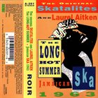 THE SKATALITES The Long Hot Summer - Jamaican Ska 1963 album cover