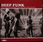 THE SOUND STYLISTICS Deep Funk album cover