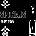 THE SPECIALS Ghost Town album cover