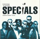 THE SPECIALS Ghost Town 'Live' album cover