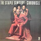 THE STAPLE SINGERS / THE STAPLES Chronicle - Their Greatest Stax Hits album cover