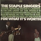 THE STAPLE SINGERS / THE STAPLES For What It's Worth (aka Gospel Soul) album cover
