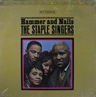 THE STAPLE SINGERS / THE STAPLES Hammer And Nails album cover