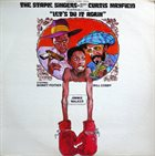 THE STAPLE SINGERS / THE STAPLES Let's Do It Again (Original Soundtrack) album cover