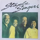 THE STAPLE SINGERS / THE STAPLES Staple Singers - Live album cover