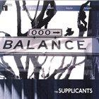 THE SUPPLICANTS Balance album cover