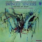 THE  SWINGLE SINGERS Concerto D'aranjuez - Sounds Of Spain (aka Spanish Masters) album cover