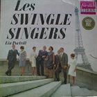 THE  SWINGLE SINGERS Les Swingles Singers - Ein Porträt (aka Jazz Sebastian Bach aka Swingle Bach Style) album cover